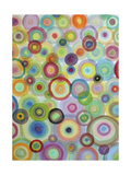 Bulles Giclee Print by Sylvie Demers