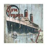 Bon Voyage Giclee Print by Karen Williams