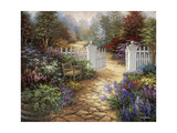 Gateway to Enchantment Giclee Print by Nicky Boehme