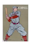 Cornell Baseball Giclee Print