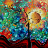 Bursting Forth Giclee Print by Megan Aroon Duncanson