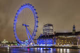 Eye of London Photographic Print by Giuseppe Torre
