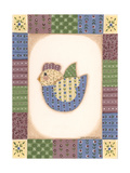 Chicken VI Giclee Print by Debbie McMaster