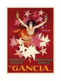 Gancia Giclee Print