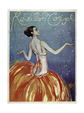 Corsette French Giclee Print