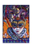 Carnival Giclee Print by David Galchutt
