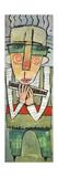 Harmonicat Giclee Print by Tim Nyberg