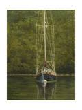 Essex Sailboat Giclee Print by Bruce Dumas