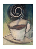 First Cup of the Day Giclee Print by Tim Nyberg