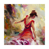 Dancer Giclee Print by Steve Henderson