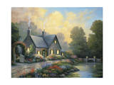 Evening Splendor Giclee Print by John Zaccheo