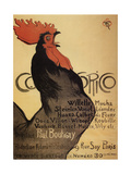 Cocorico Cteinlen Giclee Print