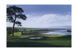 Golf Course 1 Giclee Print by William Vanderdasson