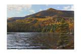 Equinox Pond II Giclee Print by John Zaccheo