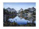Gem Lake Giclee Print by Jeff Tift