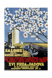 Exhibit Agricultural Machines Giclee Print