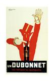 Dubonnet Quinquina Vintonique Giclee Print