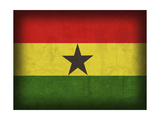 Ghana Giclee Print by David Bowman