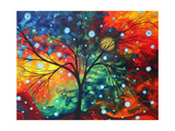 Fiery Dreams Giclee Print by Megan Aroon Duncanson