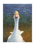 Goose Giclee Print by James W. Johnson