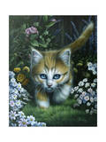 Buttercup 2 Giclee Print by Jenny Newland
