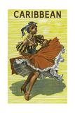 Carribean Giclee Print