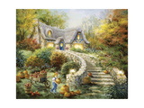 Country Harvest Giclee Print by Nicky Boehme