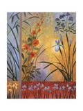 Floral Symphony 1 Giclee Print by John Zaccheo