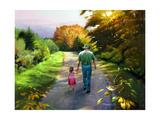 Hand in Hand Giclee Print by Spencer Williams