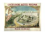Hotel Excelsior I Giclee Print