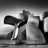 Guggenheim Bilbao Fotodruck von Nina Papiorek