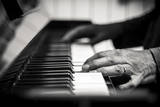 Hands on a Piano Photographic Print by Giuseppe Torre