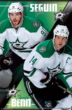 Dallas Stars - Duo 14 Poster