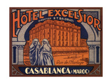 Hotel Excelsior II Giclee Print