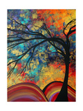 Go Forth II Giclee Print by Megan Aroon Duncanson