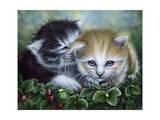 Friendship Giclee Print by Jenny Newland