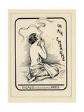 Embaume Paris Giclee Print