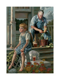 Greatest Storyteller Giclee Print by Bob Byerley