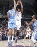 Denver Nuggets v Sacramento Kings Photo av Rocky Widner