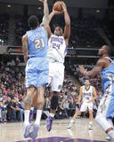 Rocky Widner - Denver Nuggets v Sacramento Kings Photo