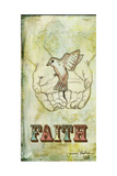 Faith Giclee Print by Tammy Kushnir