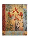 Floral Symphony 2 Giclee Print by John Zaccheo