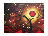 Glowing Orb Giclee Print by Megan Aroon Duncanson