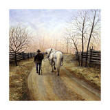 End of Day CM Giclee Print by Kevin Dodds
