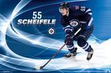 Winnipeg Jets - M Scheifele 14 Print