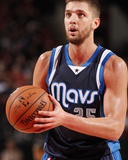 Dallas Mavericks v Portland Trail Blazers Foto af Cameron Browne