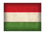 Hungary Giclee Print by David Bowman