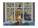 Faithful Friends Giclee Print by Tricia Reilly-Matthews