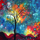 Greeting the Dawn Giclee Print by Megan Aroon Duncanson