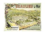 Hotel Metropole Giclee Print